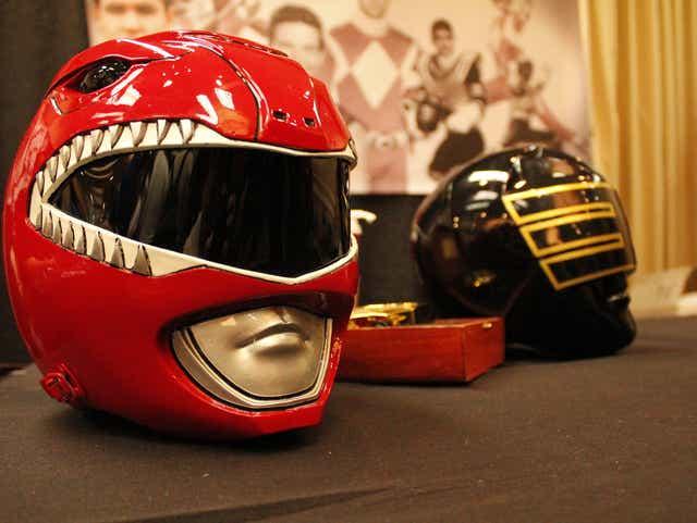 Q A With Original Red Power Ranger Austin St John