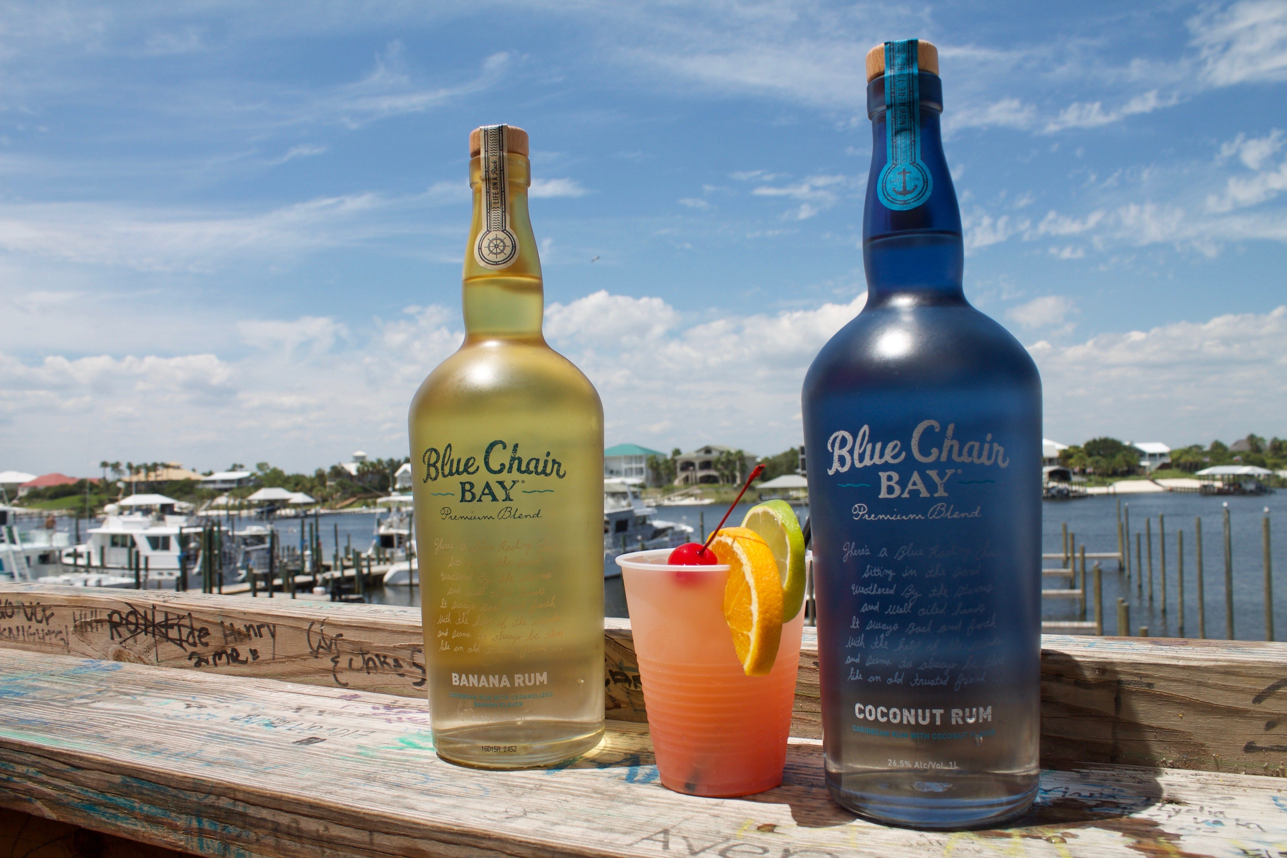 Cocktails made with Kenny Chesneyu0027s Blue Chair Bay & No Kenny Chesney tickets? Kick back with a Blue Chair Bay rum