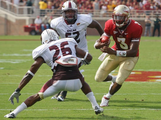 Florida State and Louisiana-Monroe have met just once