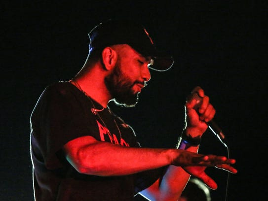 Eevaan Tre performs at Tachevah 2018 on May 5th in