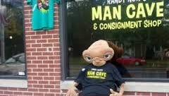 Randy's Now Man Cave in Bordentown is a record and novelty shop that doubles as a live music venue.