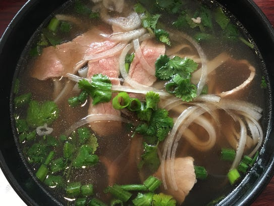Pho from Snapdragon Pho in Staunton.