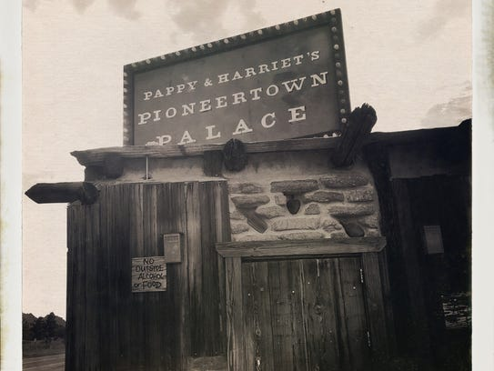 Pappy Harriet's Pioneertown Palace will host the 10th