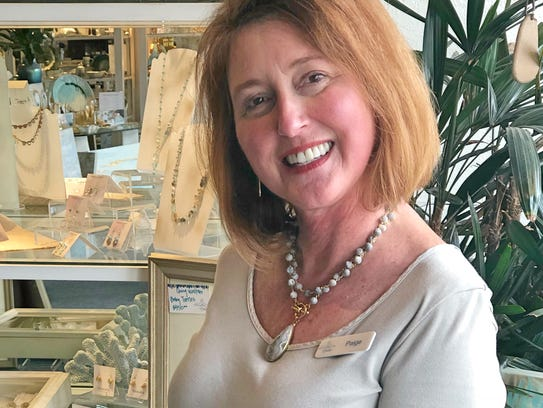 Paige Riley owns Hillyer House, packed with unique works of art.
