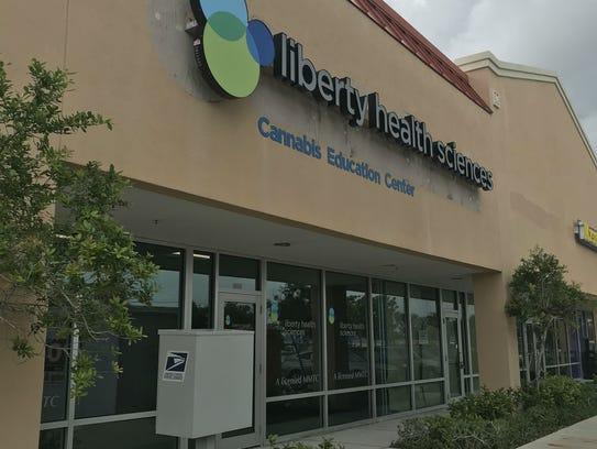 Liberty Health Sciences medical marijuana dispensary