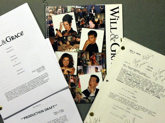 Smithsonian 'Will and Grace' history
