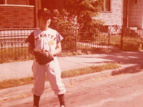 Playing baseball meant everything to my father-in-law,