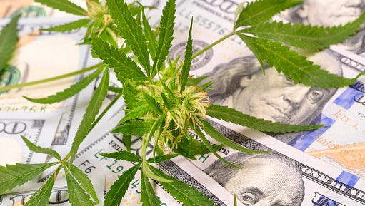 A Chandler pharmaceutical company made a $500,000 donation to the campaign opposing the legalization of marijuana for recreational use, making it the largest funder of the effort to defeat Proposition 205.