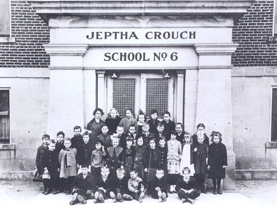 Crouch School was built in 1901 and is now a commercial