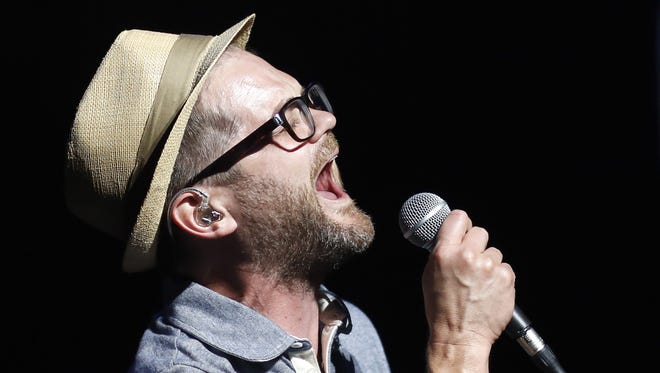 Josh Kaufman will perform on Sept. 13 at the Murat Theatre in Old National Centre.