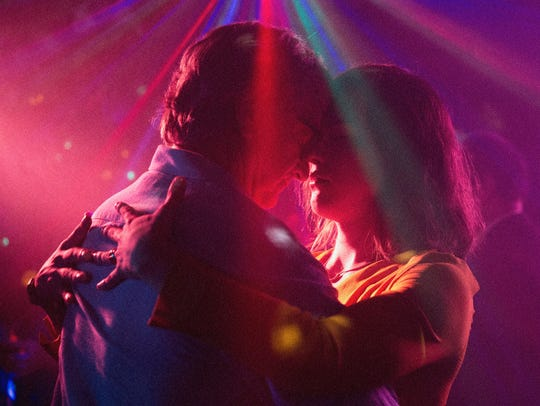 "In the topical drama ""A Fantastic Woman,"" a transgender woman (Daniela Vega) grieves the death of her lover (Francisco Reyes) as her rights are stripped away."