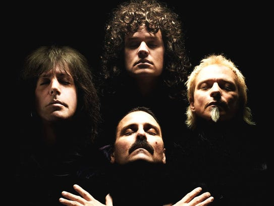 Almost Queen performs at Paramount Hudson Valley, April