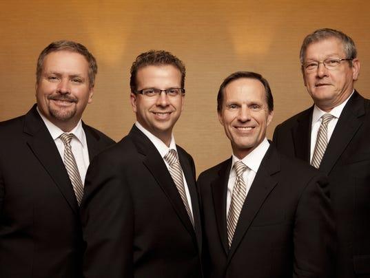 Blackwood Brothers Quartet to perform