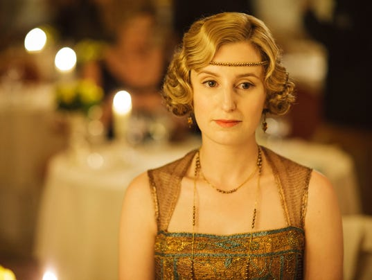 Downton Abbey Laura Carmichael