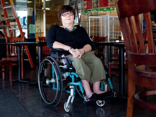 Presidential race could energize voters with disabilities