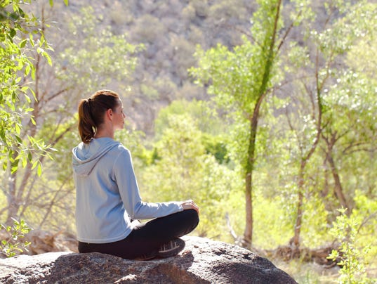 Forest bathing: Walk in the woods to shed worldly woes