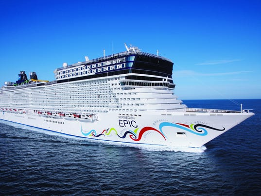 Norwegian Epic Cruise Ship To Become Largest Sailing From San Juan