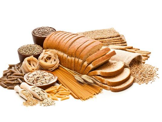 Wholegrain and dietary fiber