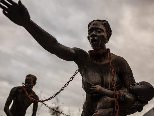 Captured Africans
