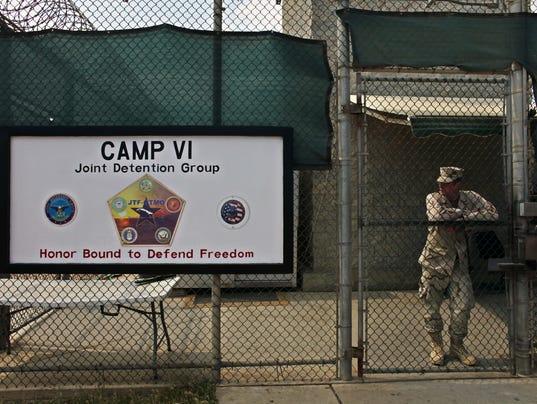 Cuba Guantanamo Prisoner Release