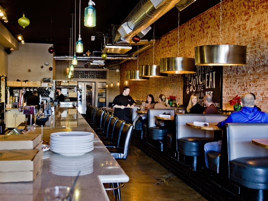 Nook Kitchen To Open Inside Renovated Downtown Hotel