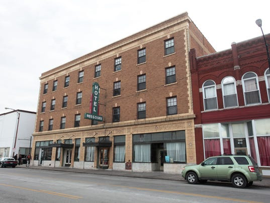 Commercial Street 39 S Missouri Hotel Gets A New Owner