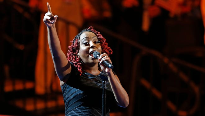 Singer Ledisi recently announced a free concert at the Montgomery Performing Arts Centre on March 24.