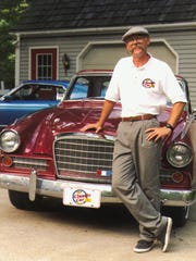 """Dennis Gage of """"My Classic Car"""" will be available for photos and autographs at """"A Celebration of Cars"""" on Feb. 29, 2020."""