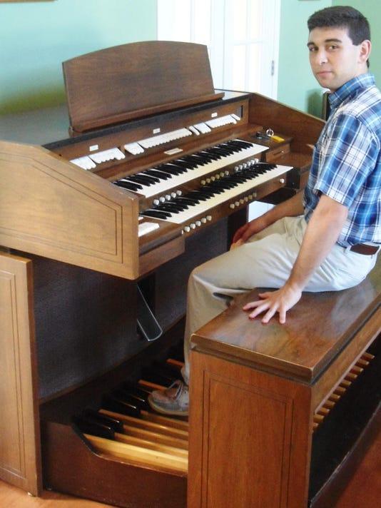 Church organ finds its way home to Loveland