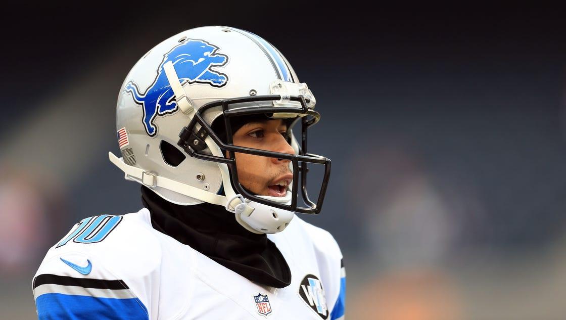 NFL Jerseys Cheap - WR Corey Fuller entering make or break year with Detroit Lions