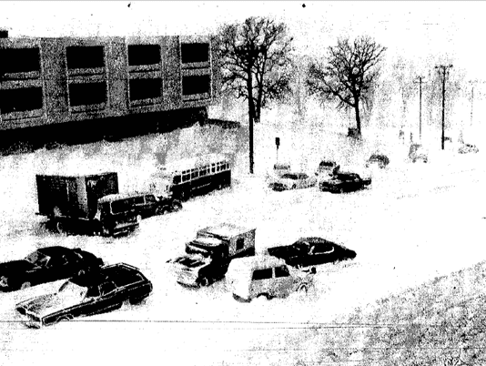 April 1973 blizzard