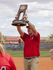Dixie State head coach Randy Simkins would like to see his team have a repeat of 2015, when they won the Region Championship and made it to the national championship game