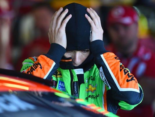 NASCAR: Geico 500-Practice