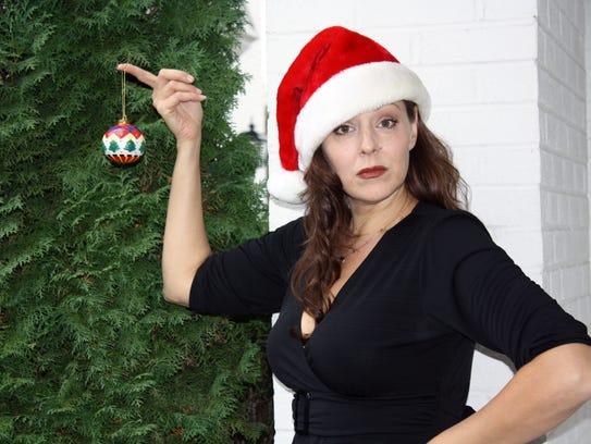"""Rebekah Durham in """"The Twelve Dates of Christmas."""""""