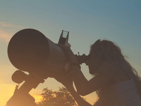 A free stargazing event is Friday at Kimpton Vero Beach