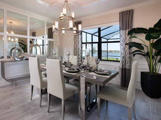 The Summerville II Dining Room