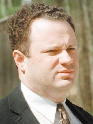 Seen in this file photo from a 2011 story, Seth Bader, a former Stratham lawyer convicted of murdering his ex-wife in 1998 is seeking to have his conviction overturned.