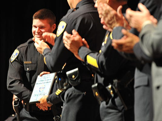 WFPD 71st police academy graduation