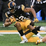 Leistikow: Hawkeye receivers have hype. Now Iowa needs them to back it up.