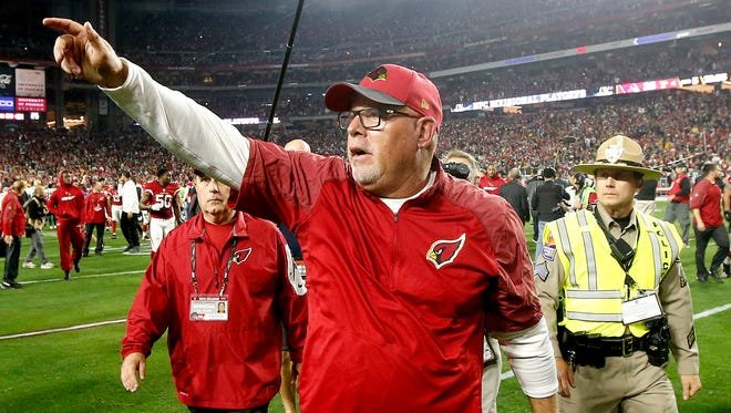 Arizona Cardinals head coach Bruce Arians is a York High graduate. In his new book, Arians includes several interesting revelations about his time as a Pittsburgh Steelers assistant.