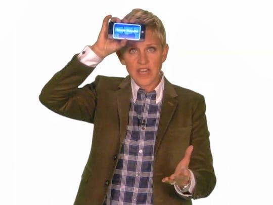 """Originating from the """"Ellen DeGeneres Show,"""" """"Heads"""