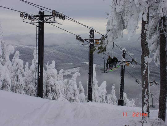 Turner Mountain Ski Area, near Libby, is community