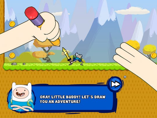 Fans of Finn and Jake help them take on the Doodle