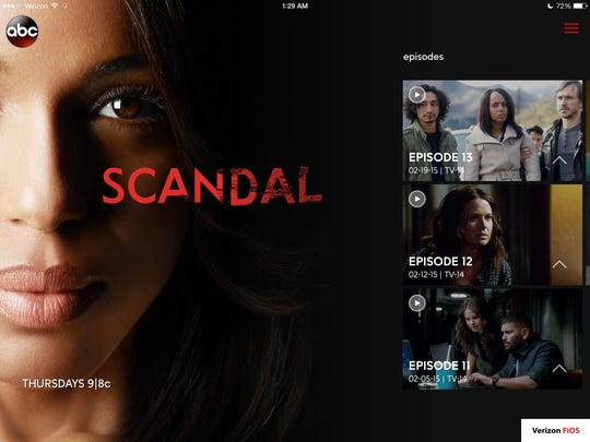 Cutting the Cord: Networks tune into TV Everywhere