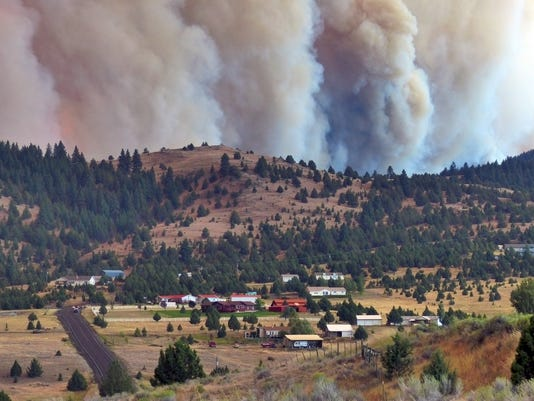 Wildfires Ranchers