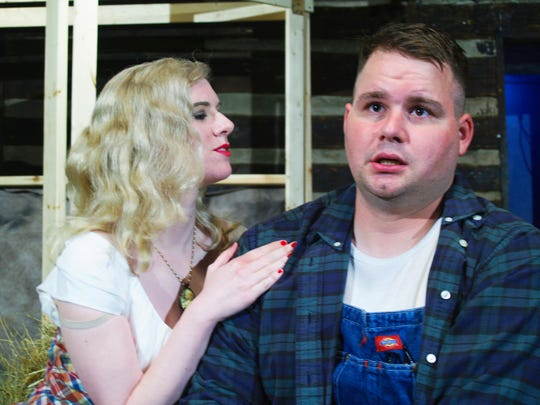 See 'Of Mice and Men' on stage at Murfreesboro LIttle Theatre.