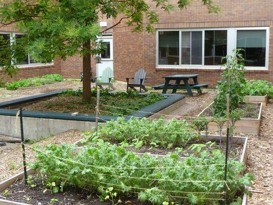 newfield garden project