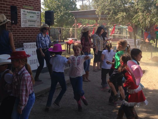 Students at L. Leo Judice Elementary recently held