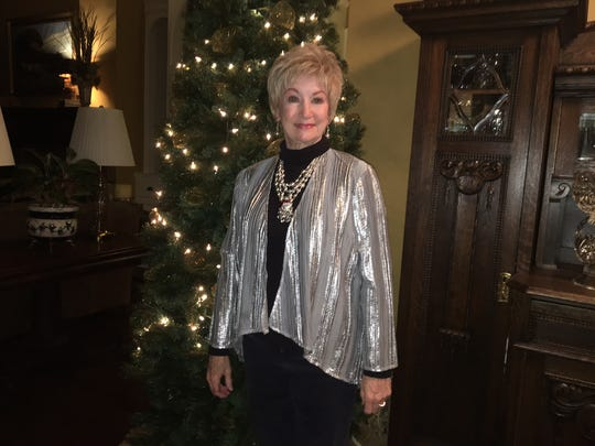 Charla Jordan, president of the Brandon Garden Club, will serve as the grand marshal for the city's Christmas parade.
