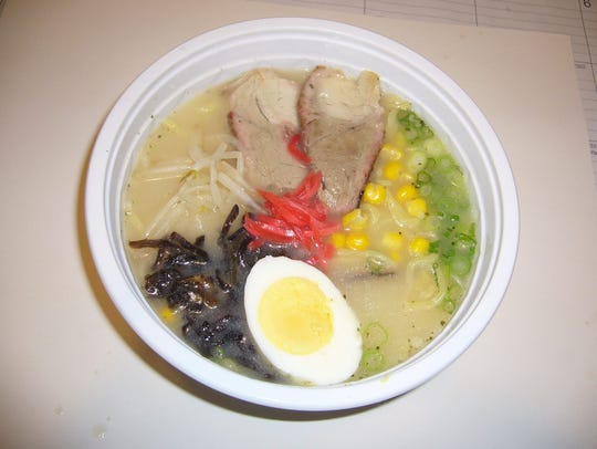 Yatai Ramen | Serves: Noodle and rice dishes. Menu